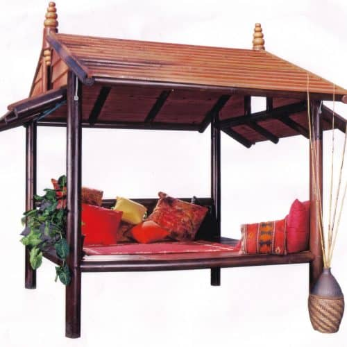 Grand Gazebos and Cubbies - 3.5 Daybed House