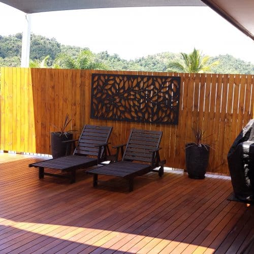 Grand Gazebos and Cubbies - Pool Deck and Fence